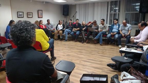 Conselho de representantes define cronograma de assembleias setoriais para decidir sobre filiação à CUT e prioriza luta a favor do reajuste