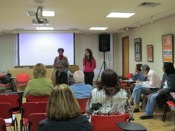 Qualidade de Vida foi tema do encontro do DAP de setembro