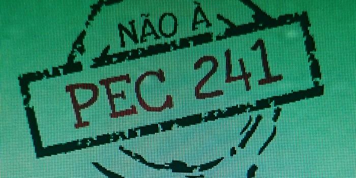 Ato na Cinelândia, segunda-feira, amplia luta contra a PEC 241