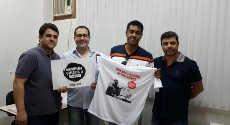 Servidor do PJU de Volta Redonda articula entidades para resistir à Reforma da Previdência