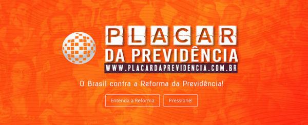 Site mostra que a maioria dos deputados está contra a Reforma da Previdência