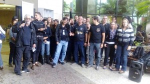 Amauri Pinheiro convoca os servidores contra a resolução