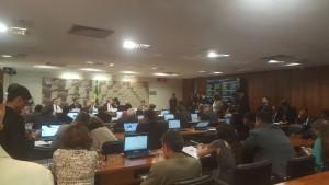 Audiência Pública na CAE - Comissão de Assuntos Econômicos