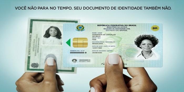 Governo Federal sanciona lei que cria a Identificação Civil Nacional (ICN)