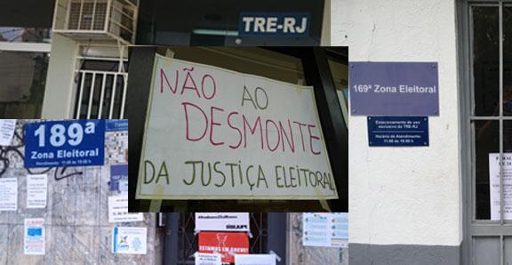 Deu na Imprensa Coluna Servidor O Dia: audiência discute redução de zonas eleitorais no Rio