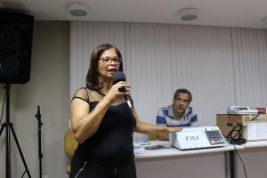 Vera Miranda destacou o sigilo do voto