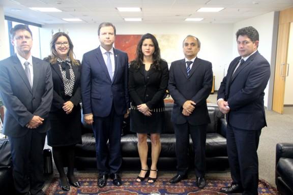 Sisejufe busca apoio do Conselho Federal da OAB contra o rezoneamento da Justiça Eleitoral