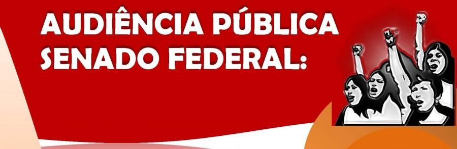 Audiência pública sobre fim da estabilidade do servidor público acontece nesta terça (15/8) no Senado. Sisejufe acompanhará debates