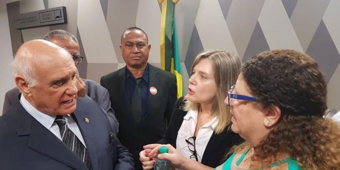 Sisejufe defende arquivamento de projeto que prevê demissão de servidor por insuficiência de desempenho