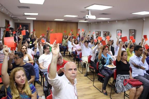 Servidores definem representantes para Plenária da Fenajufe