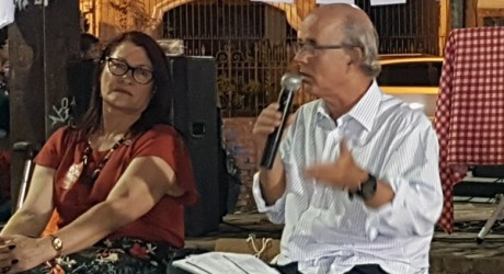 Corregedor do TRT1 aborda reforma trabalhista em evento aberto em praça pública
