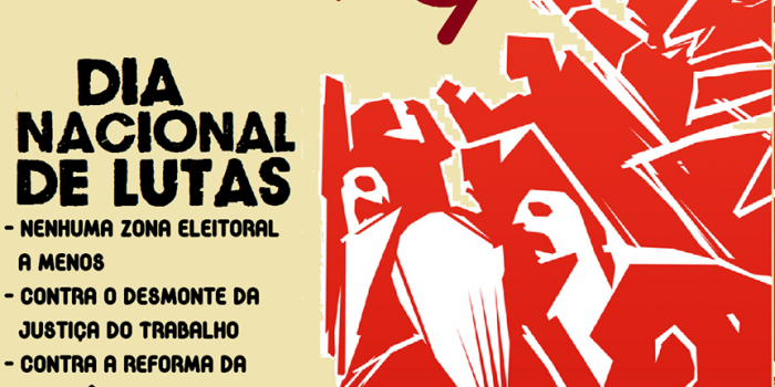 Servidor do Judiciário Federal:  participe do Dia Nacional de Lutas (14/9)