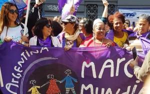 16 11 2017 marcha mundial de mulheres