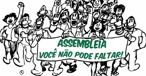 ASSEMBLEIA DIA 30 de novembro mobiliza para luta nacional contra a Reforma da Previdência
