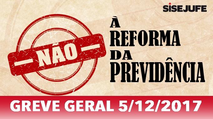 CENTRAIS APROVAM GREVE dia 5 de dezembro contra Reforma da Previdência