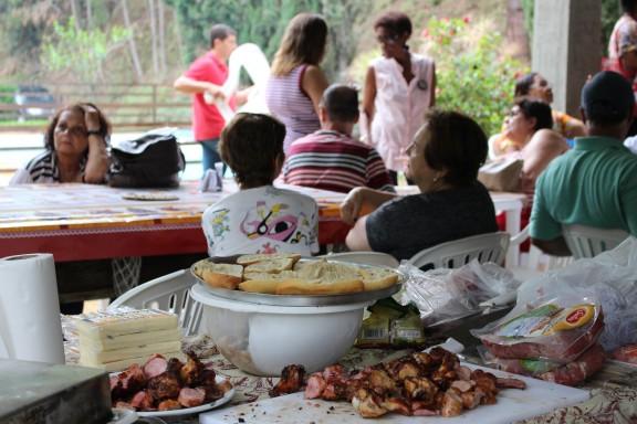 DAP COMEMORA FIM de ano em Teresópolis