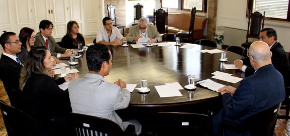 CATEGORIA – Sisejufe se reúne com a Presidência do TRT1