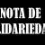 NOTA DE SOLIDARIEDADE