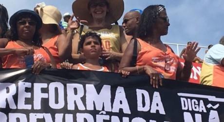 INTENSIFIQUE O TRABALHO em defesa da aposentadoria: #sevotarnãovolta
