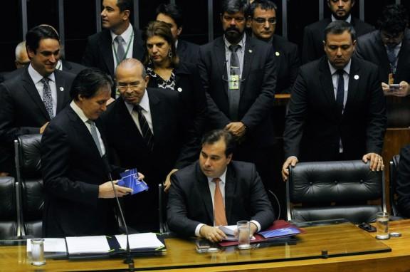 EM MENSAGEM AO CONGRESSO, Temer reafirma confiança no Brasil e defende reforma da Previdência