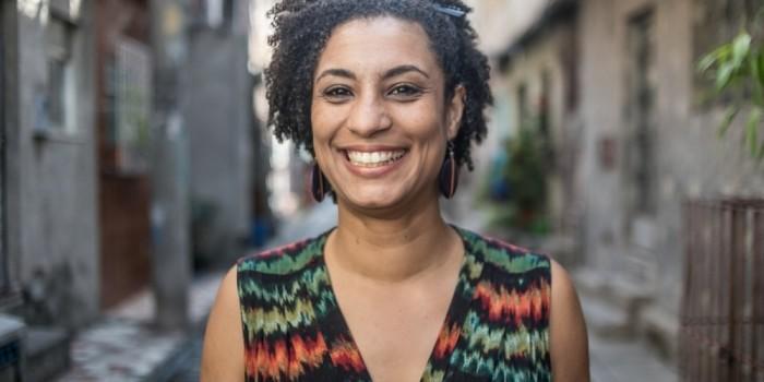 VEREADORA MARIELLE FRANCO é morta no Estácio