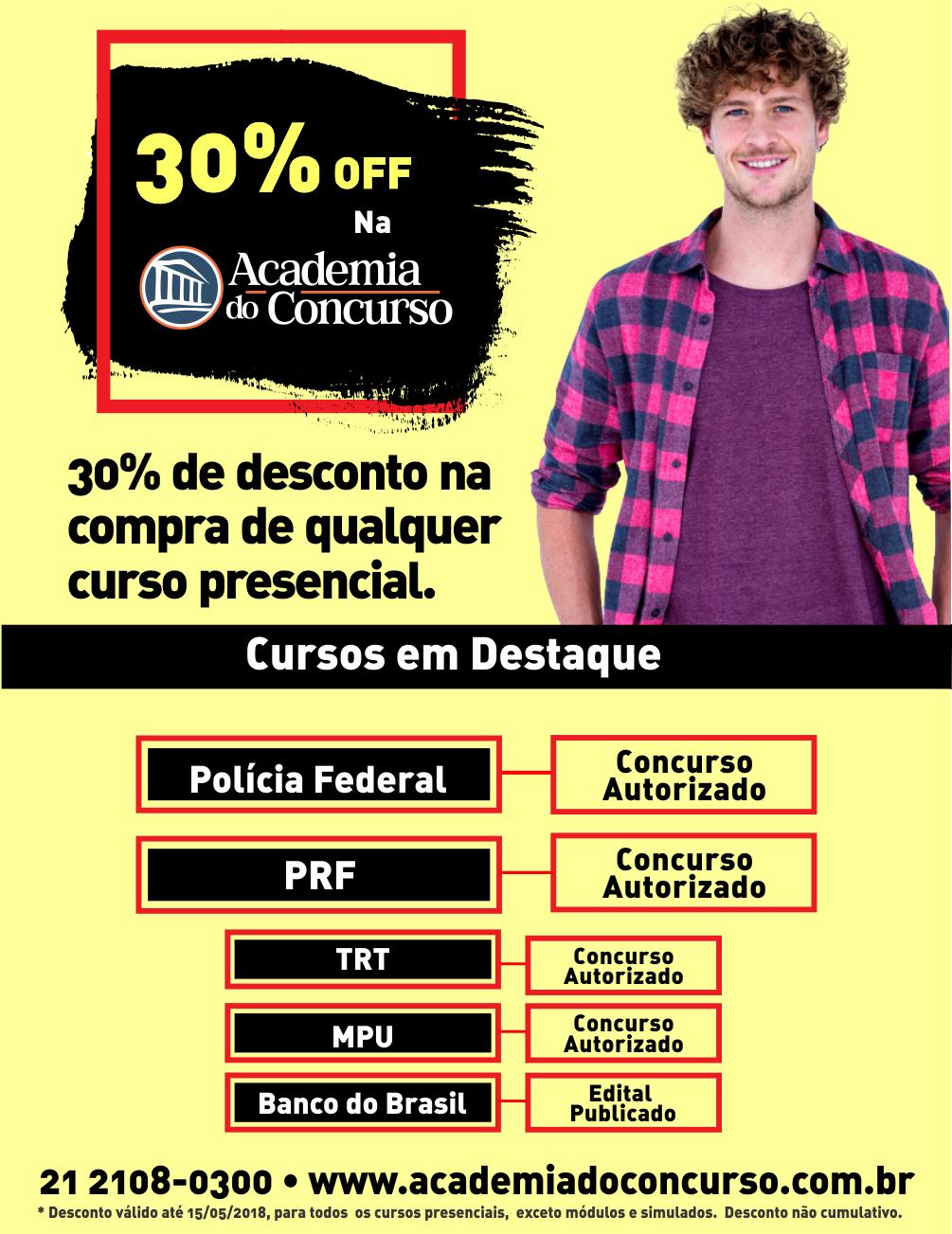 FACE_CURSOS EM DESTAQUE