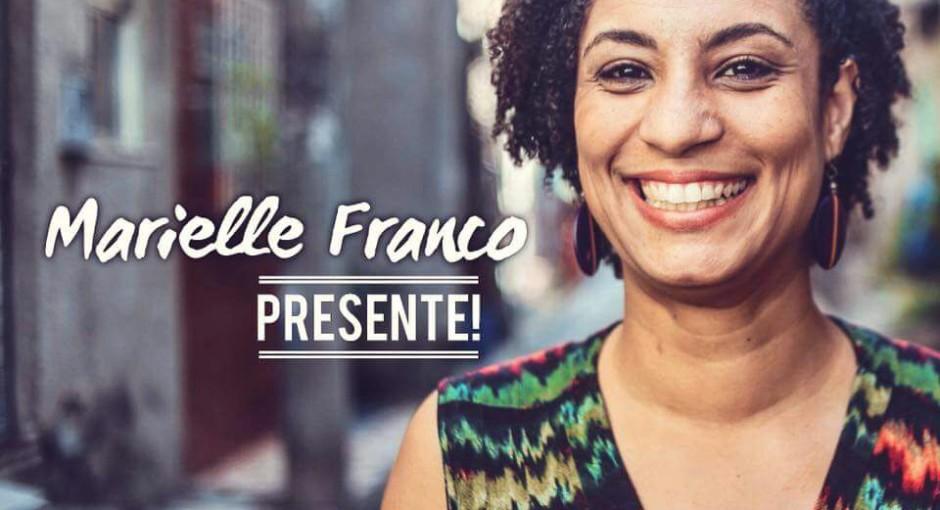 SISEJUFE REPUDIA A execução da vereadora Marielle Franco