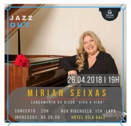 Mirian Seixas-Jazz