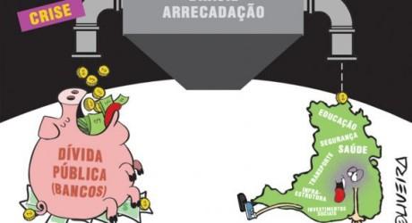 NÚCLEO BAIANO DA AUDITORIA Cidadã lança blog para facilitar entendimento sobre a dívida pública