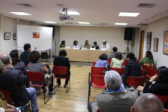 SISEJUFE DEBATE – Ocupação de espaços é fundamental para combater o racismo