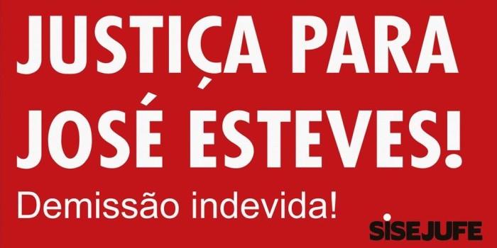 AGENTES DE SEGURANÇA chamam para ato em solidariedade a servidor demitido