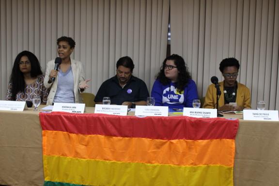 MÊS DO ORGULHO LGBT: debate coloca em pauta diversidade e identidade de gênero