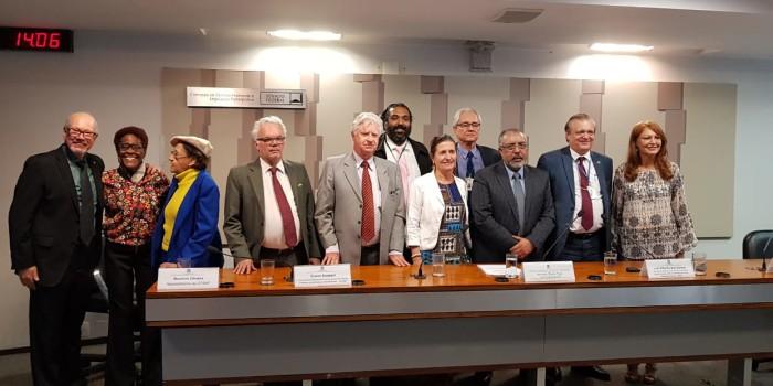 REFORMA DA PREVIDÊNCIA em debate na Comissão de Direitos Humanos do Senado