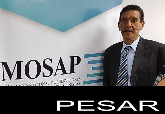 MISSA – Diretoria homenageia José Fonseca