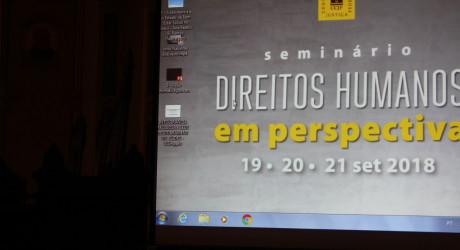 CENÁRIO DAS PESSOAS EM SITUAÇÃO de vulnerabilidade é abordado em Seminário sobre Direitos Humanos no CCJF