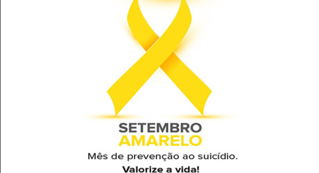 SETEMBRO AMARELO – Prevenção ao suicídio: muito além de uma fita amarela