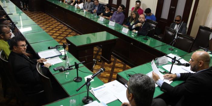 NPD: Comissão da Pessoa com Deficiência da Alerj debate projeto que estende direitos a pessoas com visão monocular