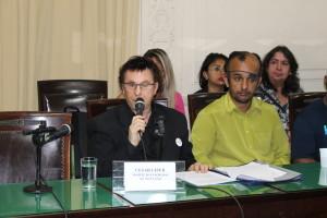 Cesar Liper, presidente do Instituto Lusófono de Inclusão Social, afirmou que as pessoas monoculares devem ser consideradas com deficiência