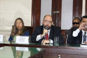 Luiz Claudio Freitas, da Comissão da Pessoa com Deficiência da OAB, considera o Artigo 1º do PL 4.291/18 equivocado