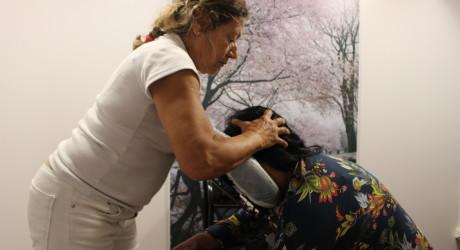 SHIATSU EXPRESS – Sisejufe oferece terapia no TRF para comemorar o Mês do Servidor