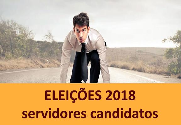 ELEIÇÕES 2018 – Servidores do Judiciário do Rio que são candidatos a deputados federais e estaduais