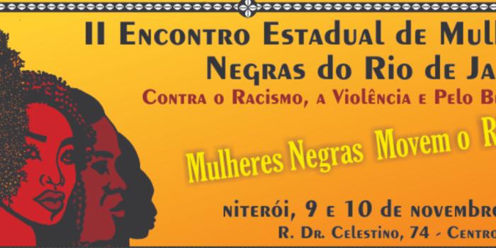 SISEJUFE PARTICIPA do II Encontro Estadual de Mulheres Negras