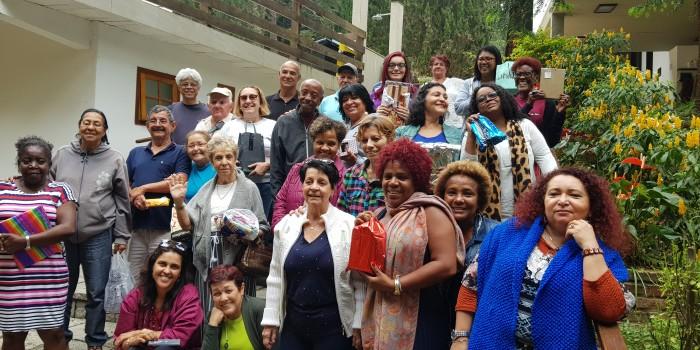 APOSENTADOS – Tradicional festa de confraternização encerra atividades do DAP em 2018