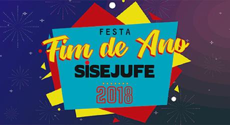 CONFRATERNIZAÇÃO – Ainda temos ingressos para a festa de fim de ano do Sisejufe, com venda a partir desta quinta-feira, às 12h