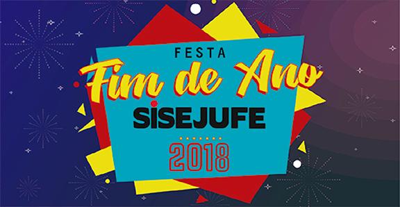 CONFRATERNIZAÇÃO – Os ingressos para a Festa de Fim de Ano do Sisejufe estão acabando. Compre logo o seu!