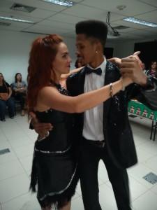 casal dança