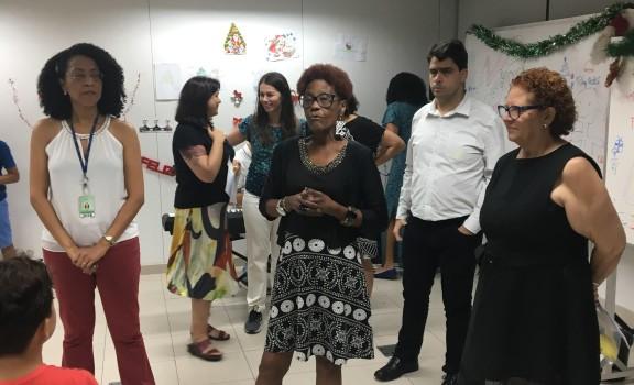 Seção Judiciária e Sisejufe homenageiam novos aposentados