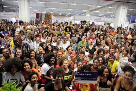 Sisejufe participa de Encontro Nacional de Mulheres Negras