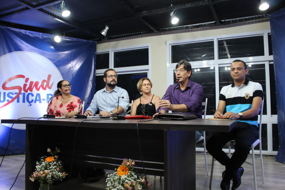 Sisejufe debate as transformações no mundo do trabalho em evento promovido pelo Sindjustiça