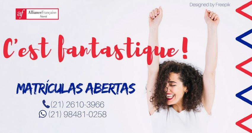 Fantastique2019_Aliança Francesa Niteroi